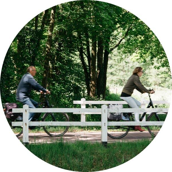 Het beste fietsgebied van Nederland